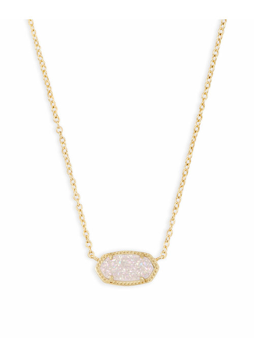Kendra Scott Elisa Necklace Gold Metal