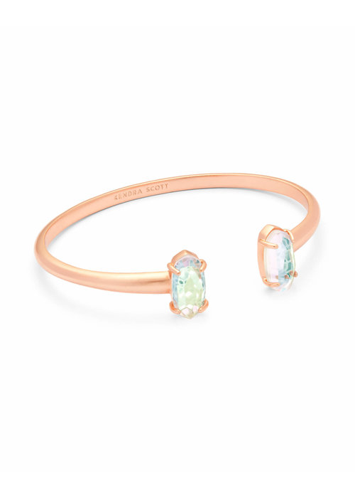 Kendra Scott Edie Bracelet Rose Gold Metal