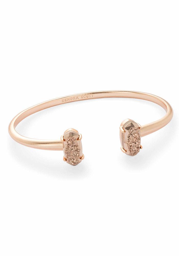 Edie Bracelet Rose Gold Metal
