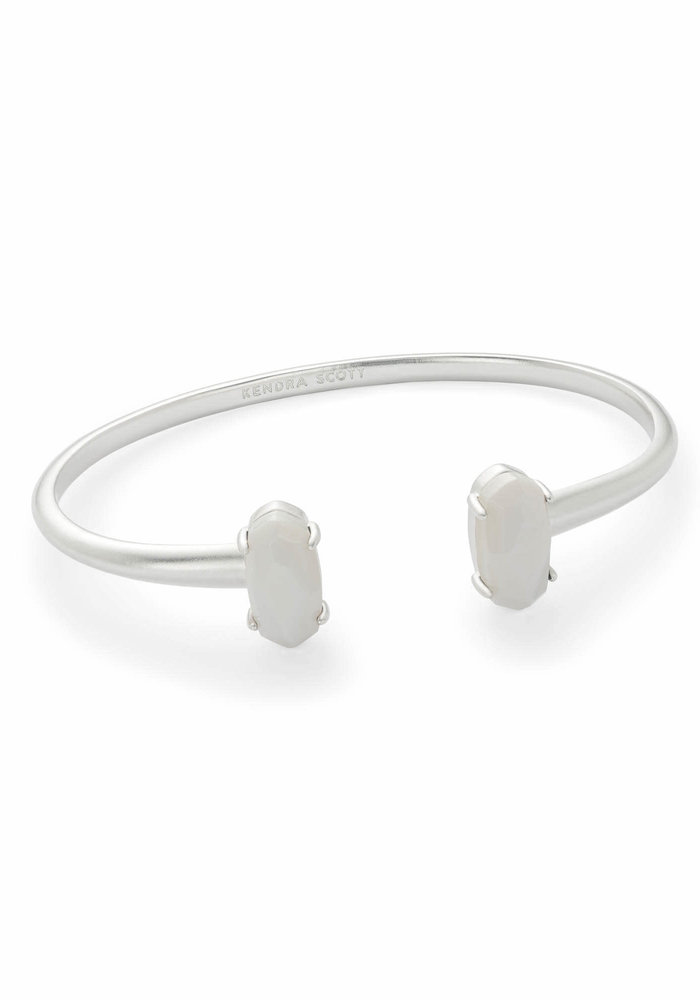 Edie Bracelet Silver Metal