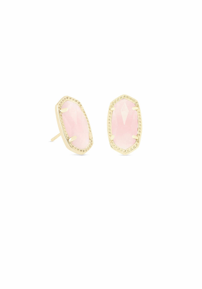 Ellie Earring Gold Metal