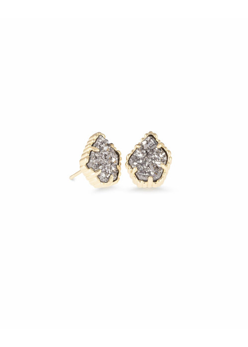 Kendra Scott Tessa Earring Gold Metal