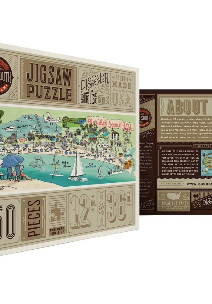 Florida 30A Puzzle