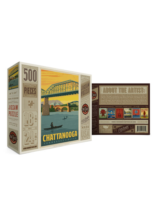 True South Puzzle Company Chattanooga Puzzle