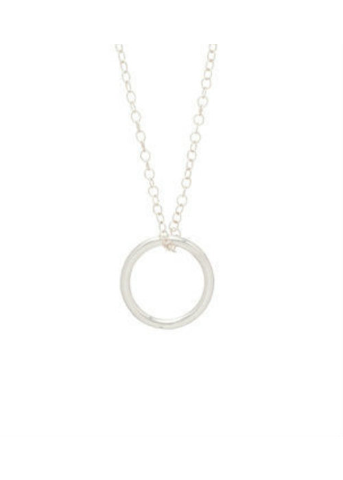 Enewton Halo Charm Necklace