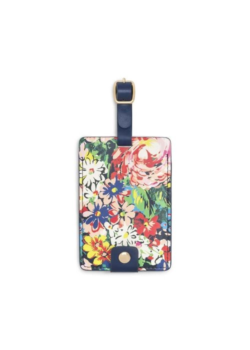 ban.do Flower Shop Luggage Tag