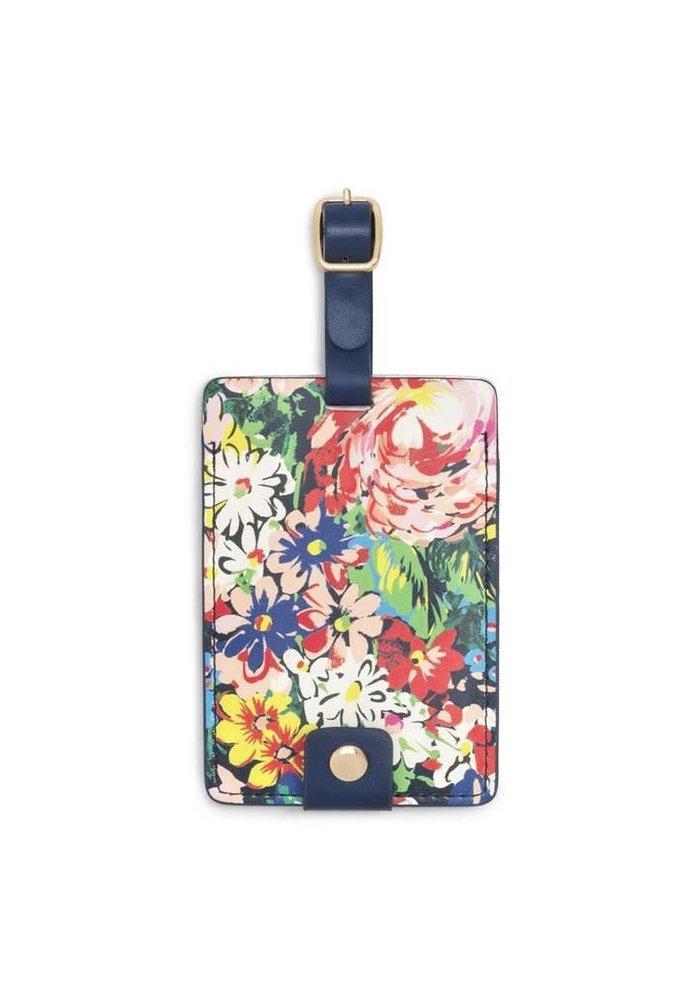 Flower Shop Luggage Tag