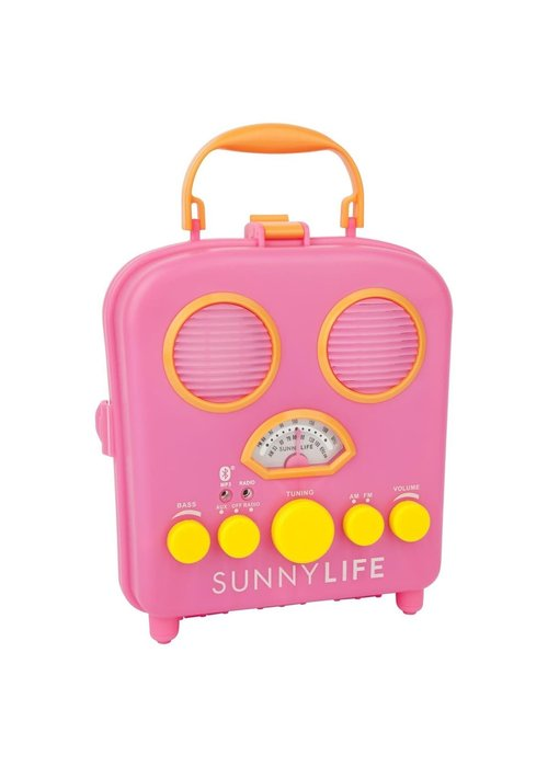 Sunnylife Beach Sounds Speaker/Radio