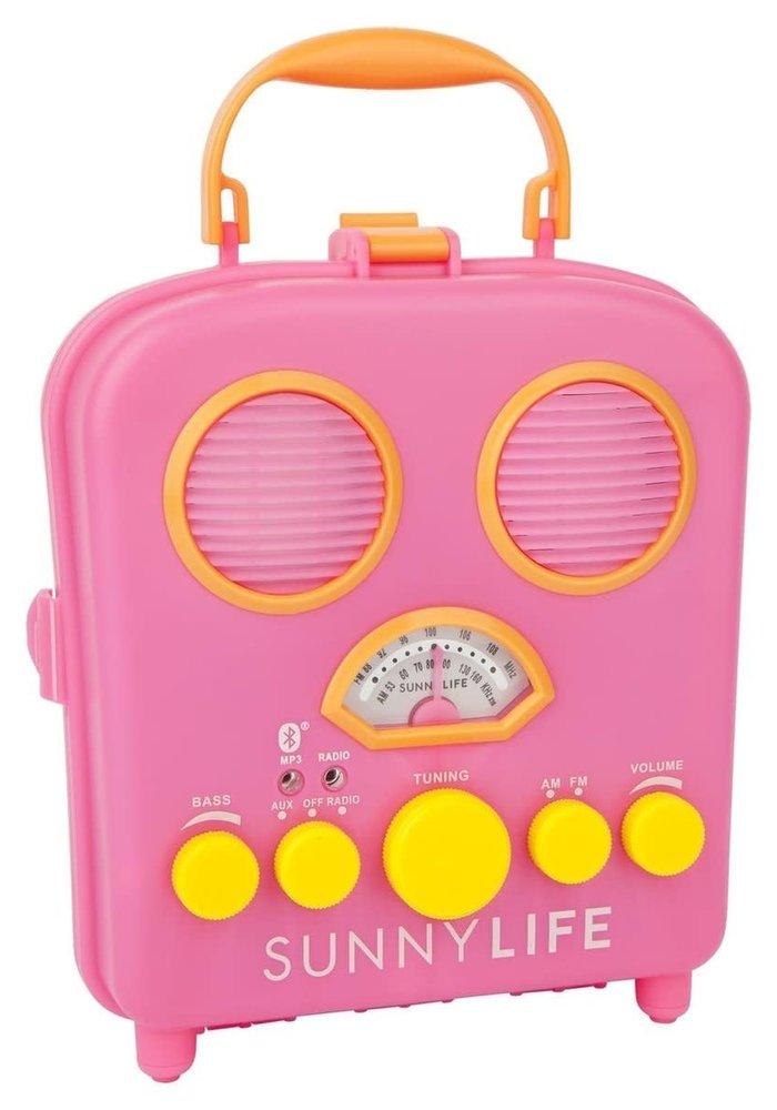 Beach Sounds Speaker/Radio