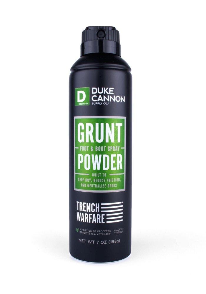 Grunt Foot & Boot Spray Powder