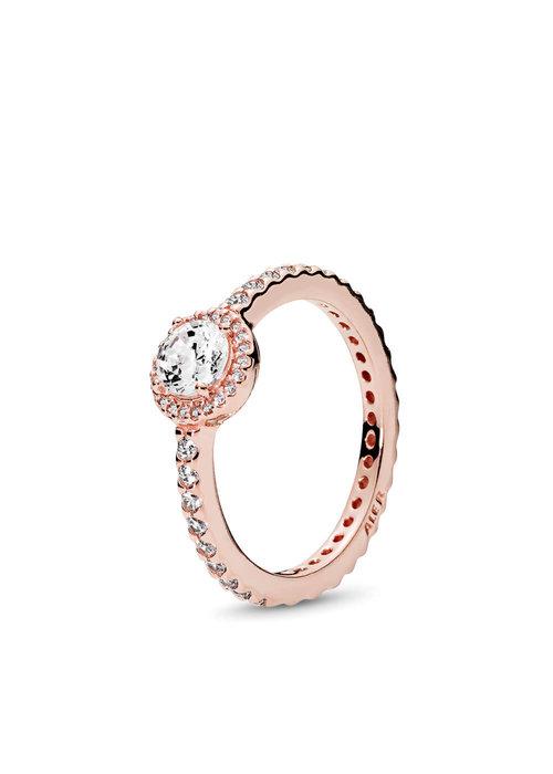 Pandora Classic Elegance Ring, PANDORA Rose™