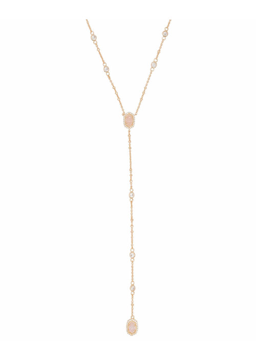 Kendra Scott Claudia Lariat Necklace