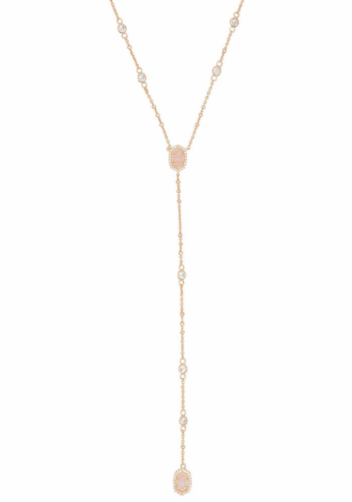 Claudia Lariat Necklace