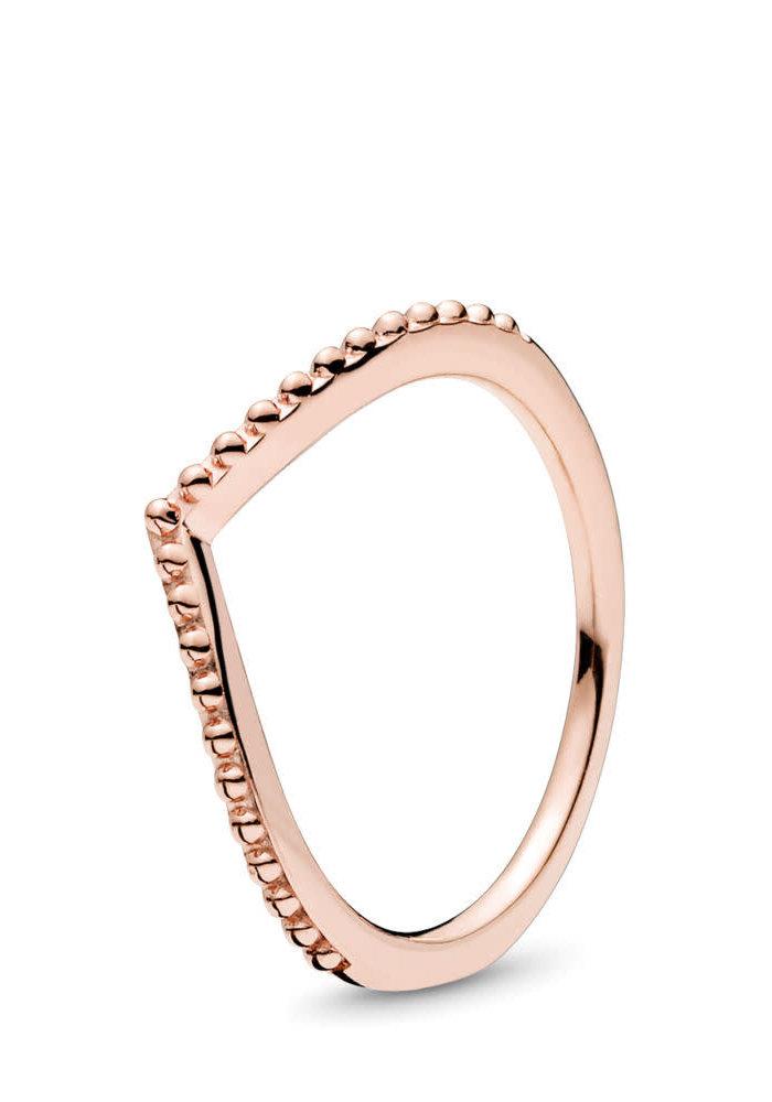 Beaded Wish Ring, PANDORA Rose™