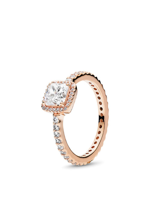 Pandora Timeless Elegance Ring, PANDORA Rose™