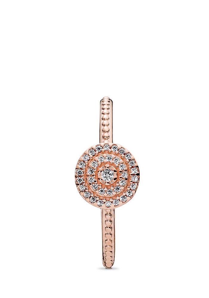 Radiant Elegance Ring, PANDORA Rose™