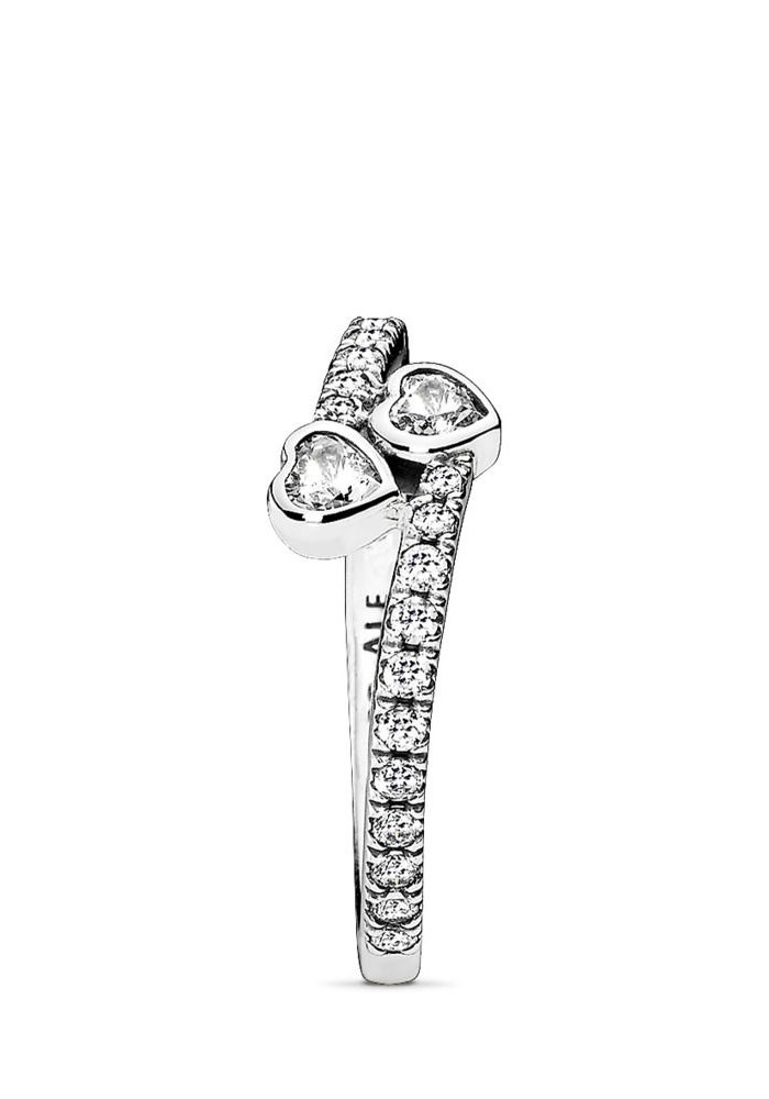 Forever Hearts Ring