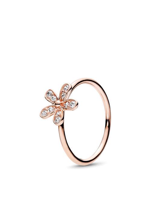 Pandora Dazzling Daisy Ring, PANDORA Rose™