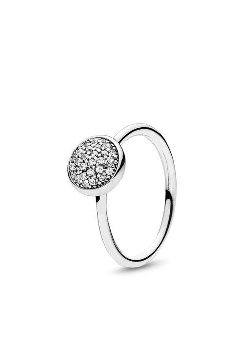 Pandora Dazzling Droplet Ring