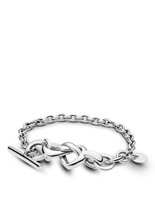 Pandora Knotted Hearts Bracelet
