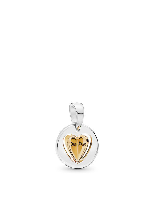 Pandora Mom's Golden Heart, PANDORA Shine™