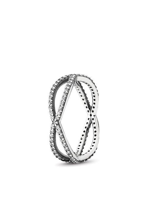 Pandora Crossing Paths Ring