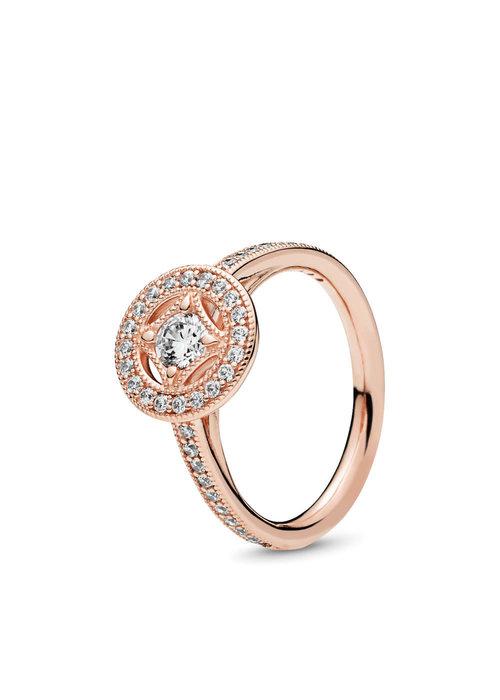 Pandora Vintage Allure Ring, PANDORA Rose™