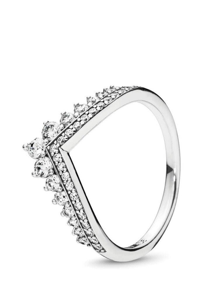 Princess Wish CZ Ring