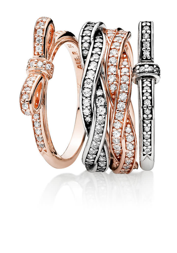 Twist of Fate Ring