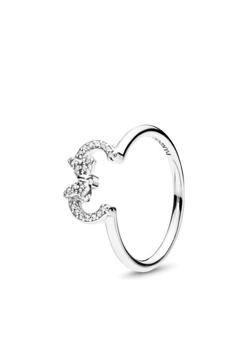 Pandora Disney, Minnie Silhouette Ring
