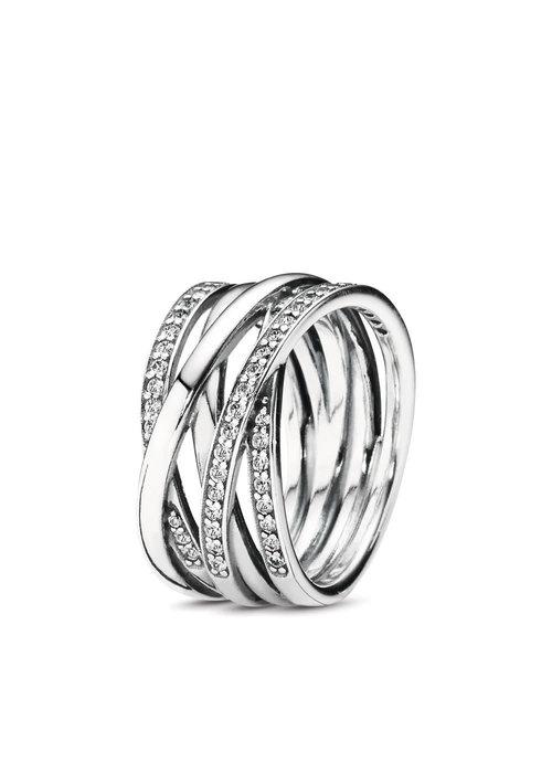 Pandora Entwined Ring