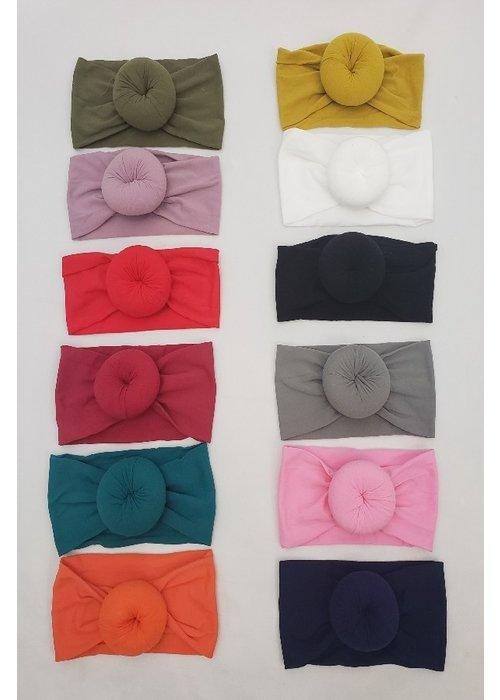 Turban Topknot Headband