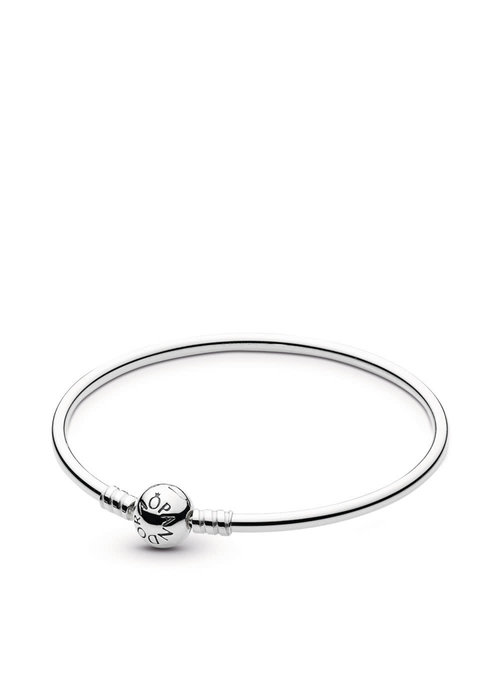 Pandora Sterling Silver Bangle Bracelet