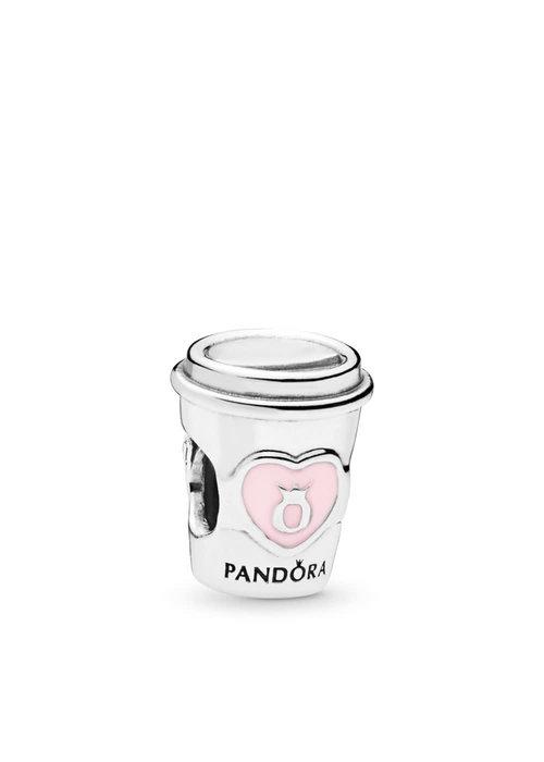 Pandora Drink To Go Charm