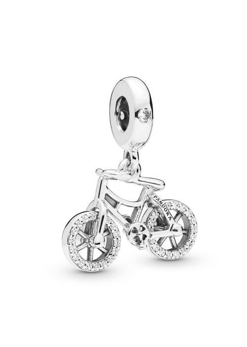 Pandora Brilliant Bicycle Dangle Charm