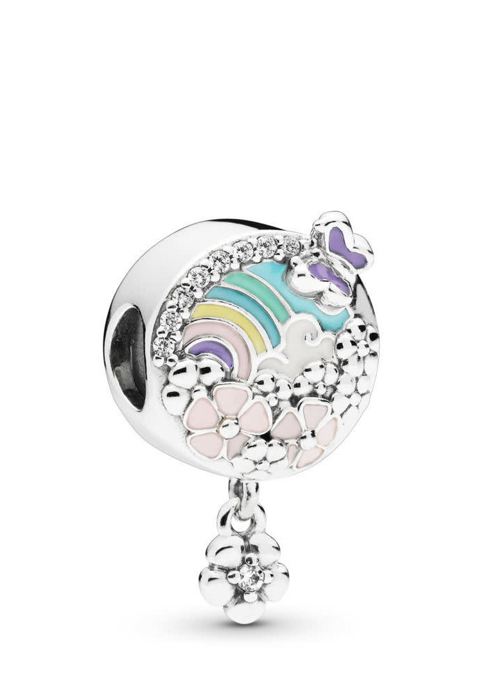 Flower Color Story Charm