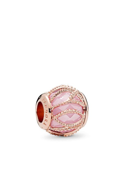 Pandora Intertwining Radiance Charm, PANDORA Rose™ & Pink CZ