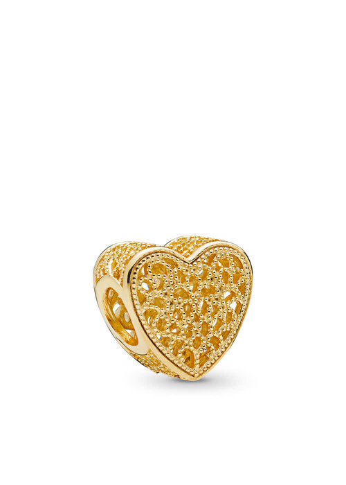 Pandora Filled with Romance Charm, PANDORA Shine™