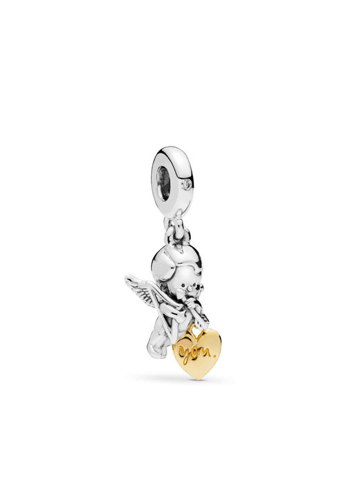 Pandora Cupid & You Charm, PANDORA Shine™