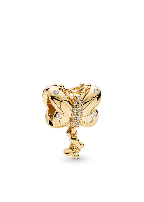 Pandora Decorative Butterfly Charm, Pandora Shine™