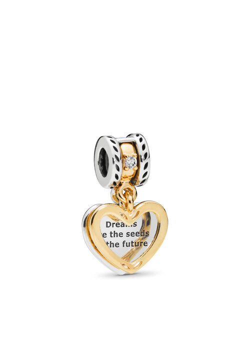 Pandora Seeds of the Future Dangle Charm, PANDORA Shine™