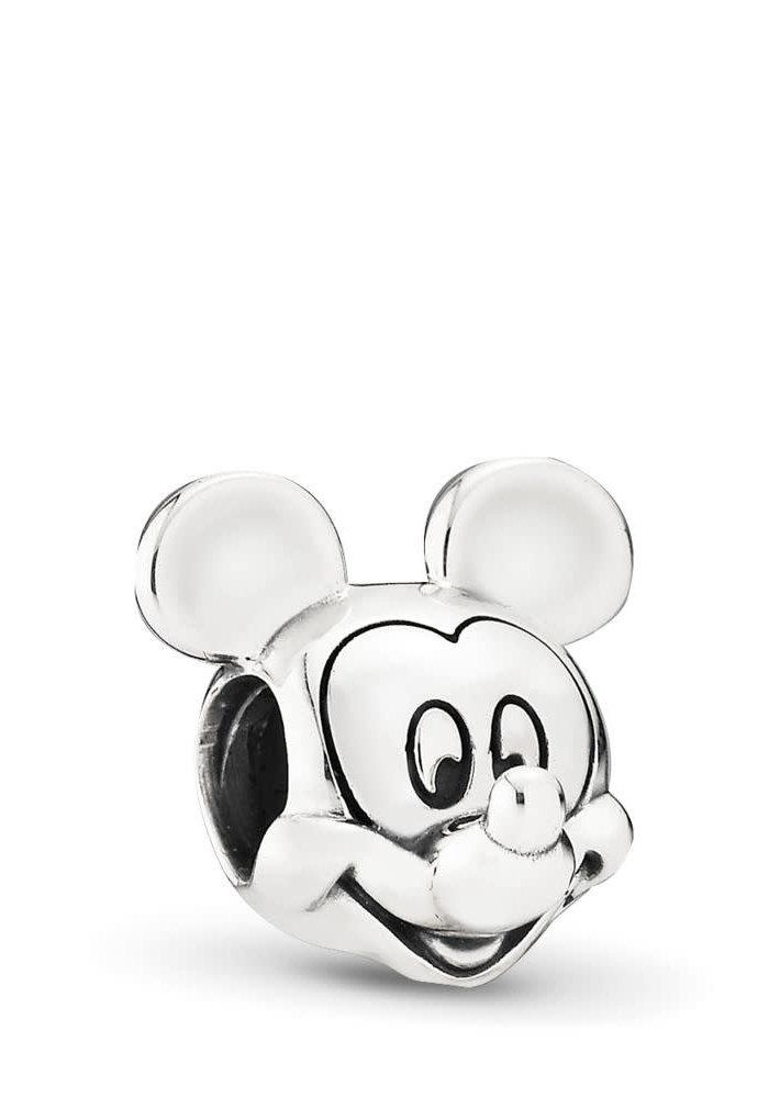 Disney, Mickey Portrait Charm