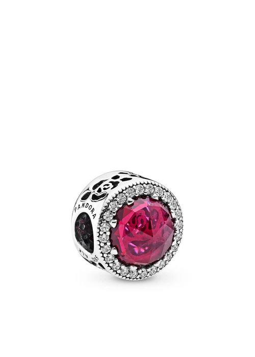 Pandora Disney, Belle's Radiant Rose Charm