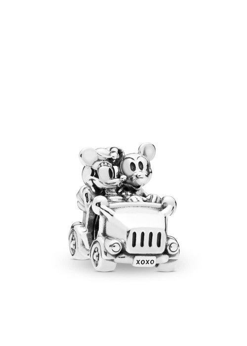 Pandora Disney, Mickey & Minnie Vintage Car Charm