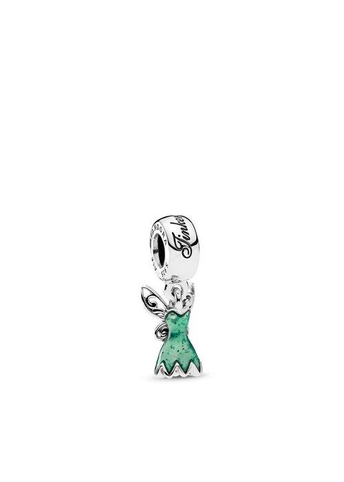 Pandora Disney, Tinker Bell's Dress Dangle Charm