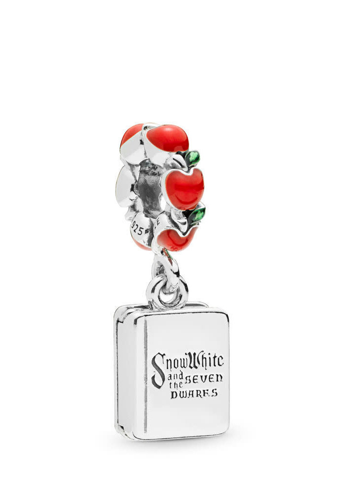 Disney, Snow White & The Seven Dwarfs Book Dangle Charm
