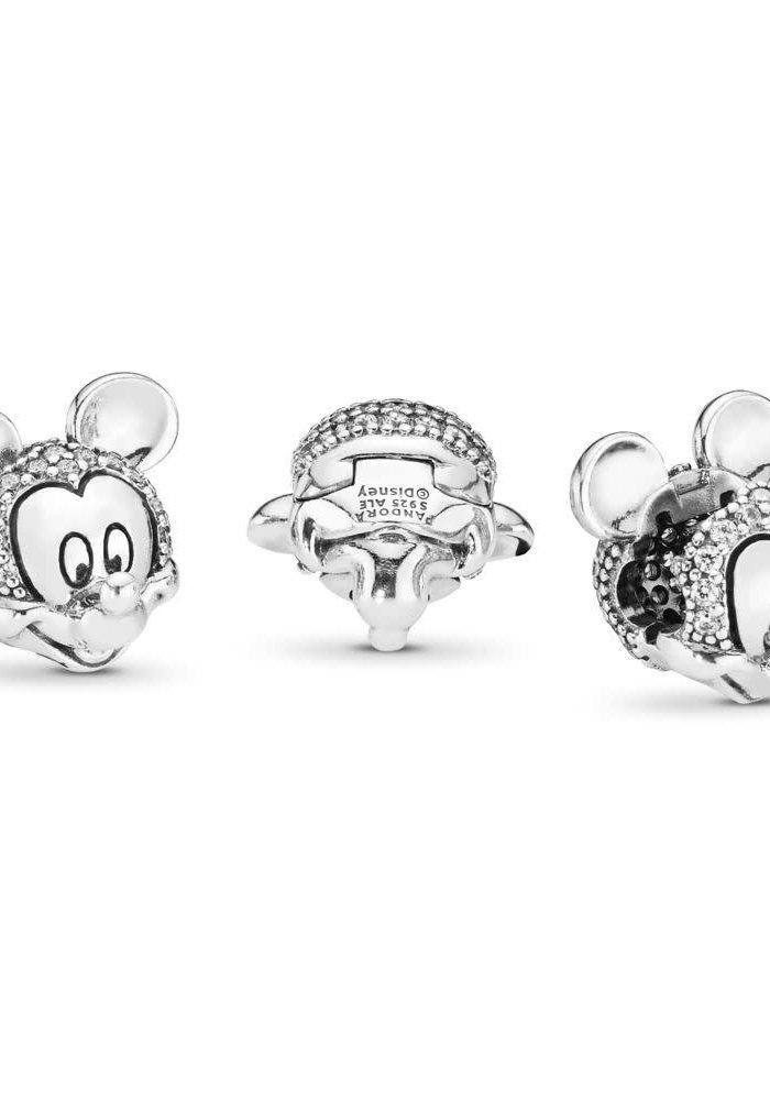 Disney, Shimmering Mickey Portrait Clip