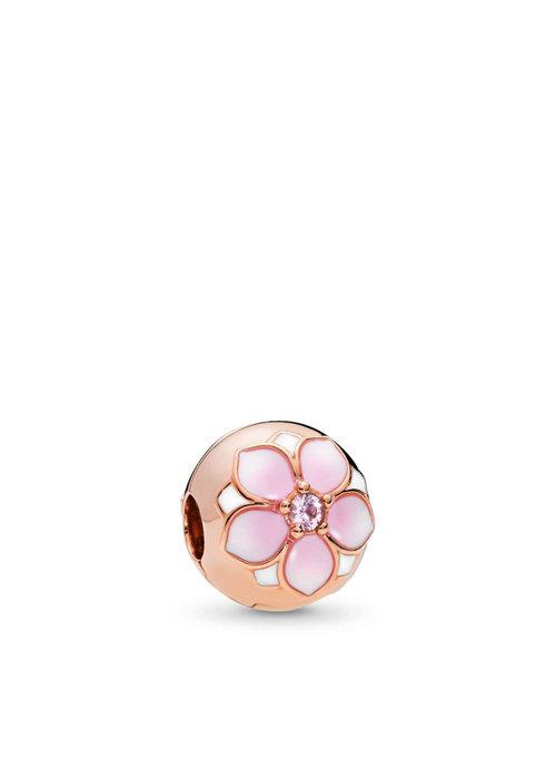 Pandora Magnolia Bloom Clip, PANDORA Rose™