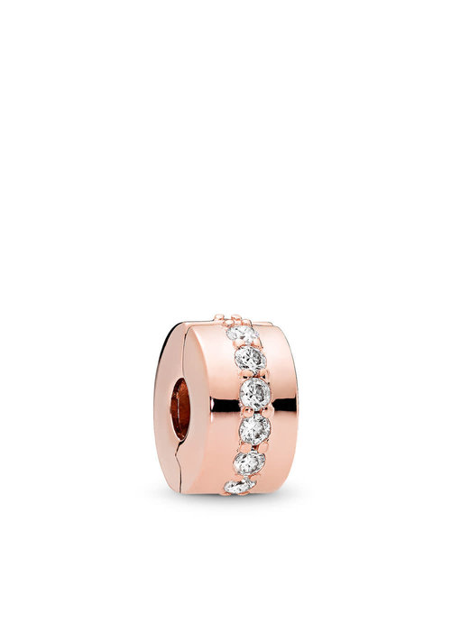 Pandora Shining Path Clip, PANDORA Rose™