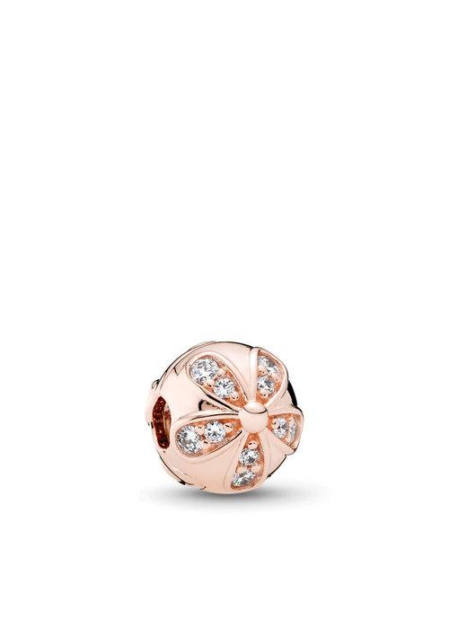 Pandora Dazzling Daisies Clip, PANDORA Rose™